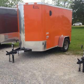enclosed-trailer-cargo-craft pic 1