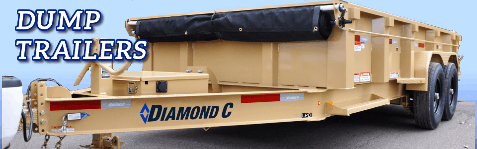 Diamond C - LPD Dump Trailers